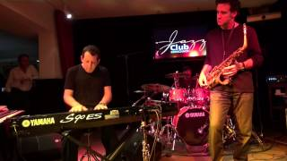 Jeff Lorber Fusion@Jazzclub Rorschach 09.11.2012 2nd take