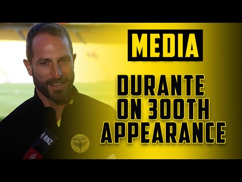 MEDIA | Durante on 300th Appearance