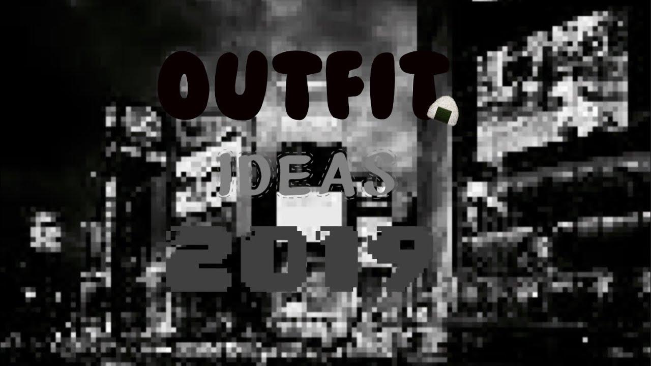 A E S T H E T I C Outfit Ideas Adopt Me Lookbook Youtube