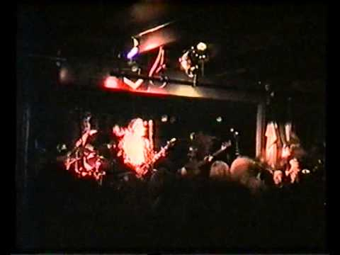 Destroyer 666 - Live @ The Tote, Melbourne  - 28 February 1998