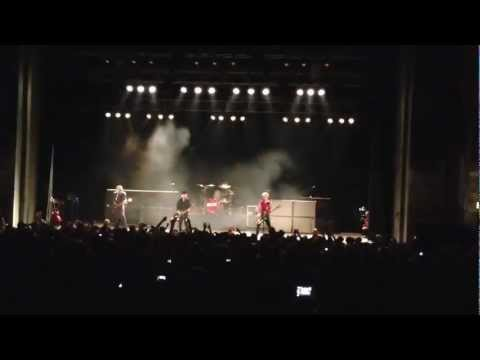 American Idiot-Green Day Tour 2013