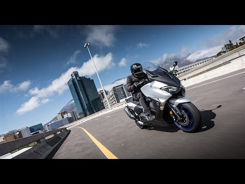2017 Yamaha T-MAX 530 SX Essai Auto-Moto