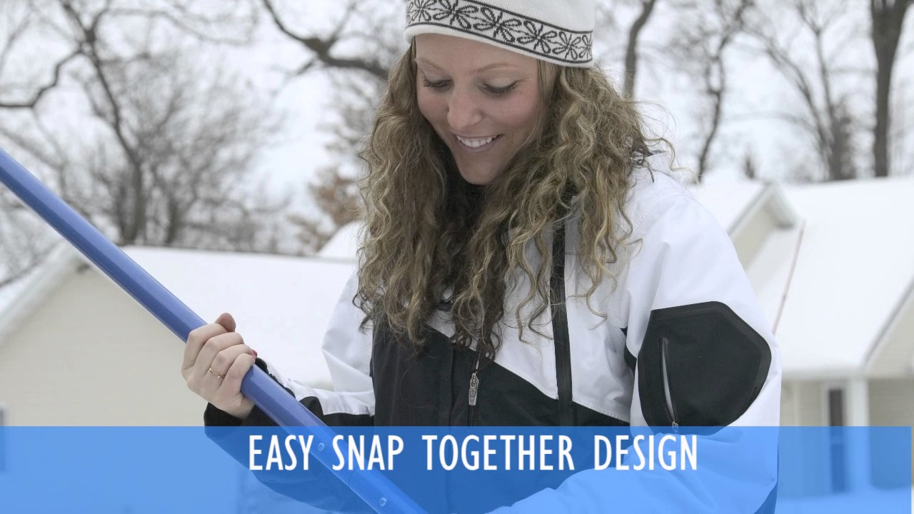 Avalanche Worlds Best Snow Rake Youtube