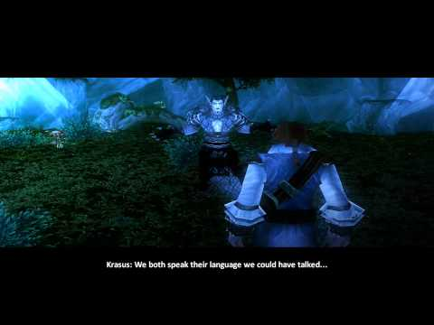 War of the Ancients -The Well of Eternity [WoW Machinima Mov