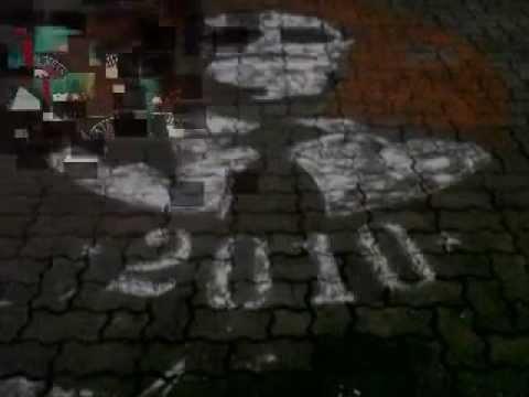 UKTRM-Pembikinan Banner Gate H Boys