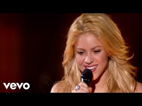 Слушать онлайн Shakira - Nothing Else Matters/Despedida Medley (Live from Paris)