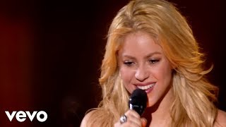 Shakira - Nothing Else Matters/Despedida (Live from Paris)
