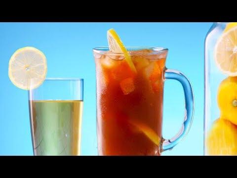 港式冻柠茶,解腻神饮这样做