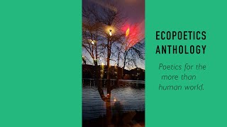 ECOPOETICS ANTHOLOGY: August 6th, 2020