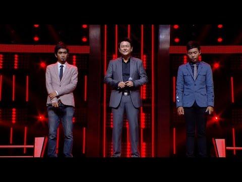 The Voice Thailand - อาร์ต VS หนุ่ม - ไม่อาจเปลี่ยนใจ - 26 Oct 2014