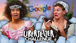 GOOGLE ÜBERSETZER CHALLENGE - Prinzessinen Edition | Joey's Jungle