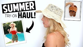 Summer Clothing Try-On Haul! | Ashley Nichole