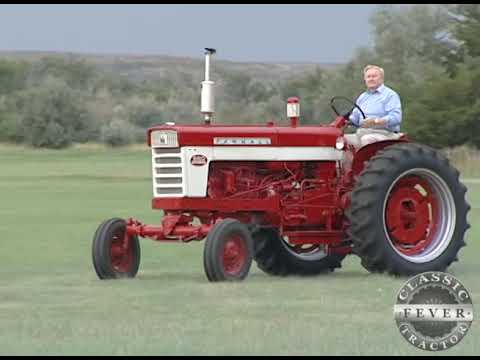 1963 International Harvester Farmall Model 560 Tractor - Classic Tractor Fever