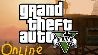 GTAV Online ► Трюкачи против стрелков :D