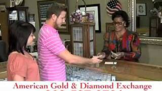 American Gold & Diamond Exchange Tyler, TX Sell gold in East Texas
