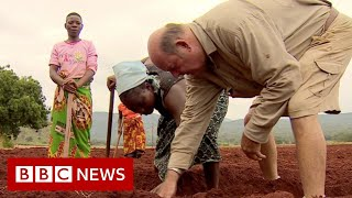 Zimbabwe to return land seized from foreign farmers - BBC News