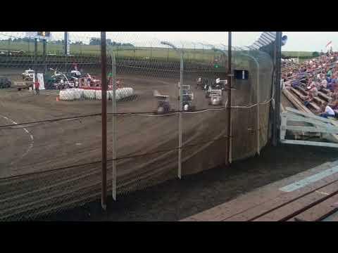 POWRi Micros Heat 3  Macon Speedway