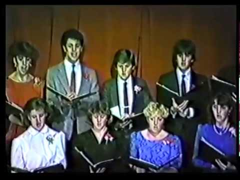 Sycamore High School Christmas Concert (1984)