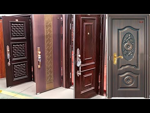 Wood Door Design 2019 Desain Fr