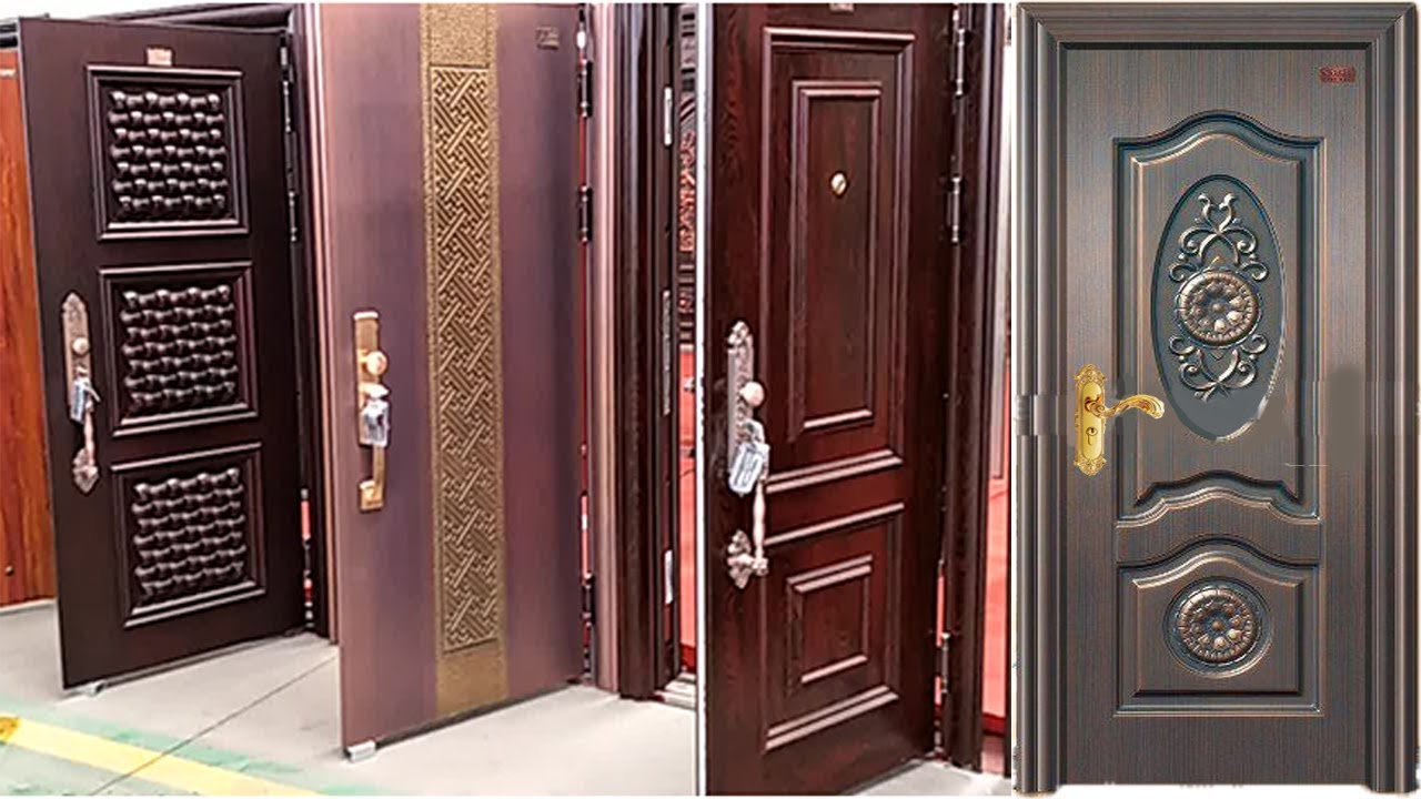 Wonderful Wooden Door Design For Bedroom | Modern Room Door Designs