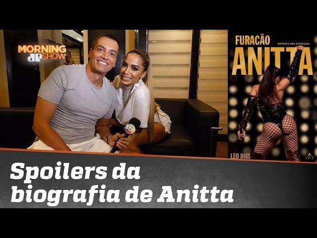 Treta com Simaria, aposentadoria precoce e outros spoilers da biografia de Anitta