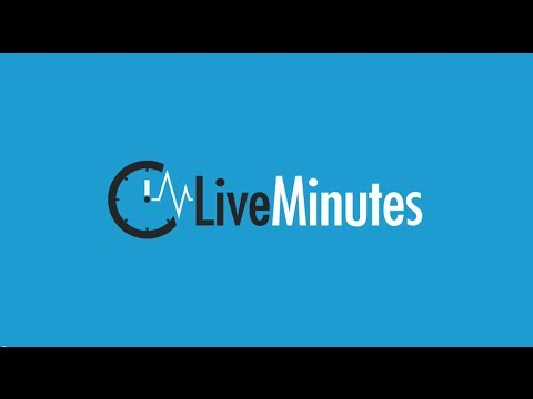 Welcome to LiveMinutes 2