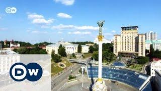 حلم الميدان - انتقال كييف إلى المعسكر الأوروبي الغربي | أفلام وثائقية