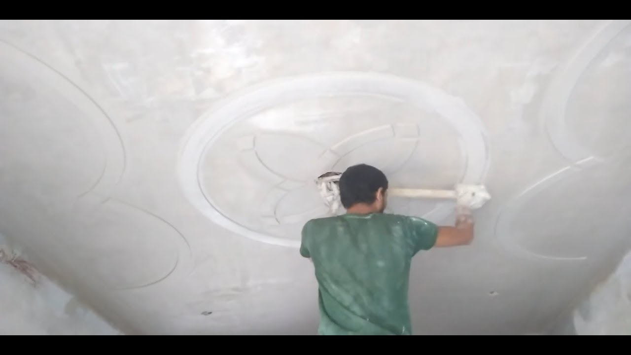 Latest Pop Design For Home Without False Ceiling In Hd Youtube