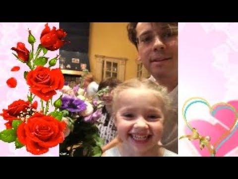 Лиза и Гарри поздравили Аллу Пугачеву с Днем Рождения!
