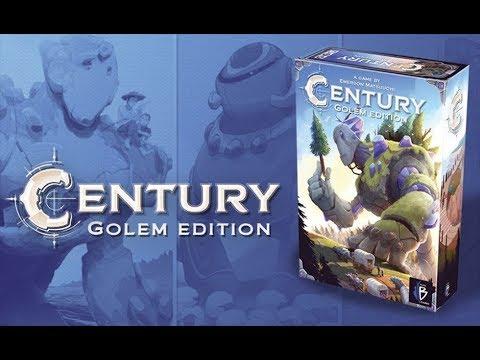 Century Golem Edition - Board Game Spotlight
