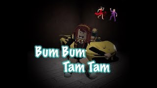 Tam Tam Roblox Bum Bum Dance Video/AyeItsHermione