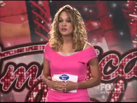 Carrie Underwood Full Audition