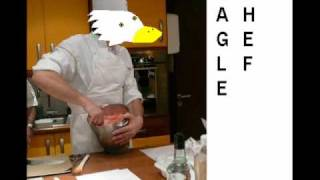 Eagle Chef: Cooking A Lovely Salad
