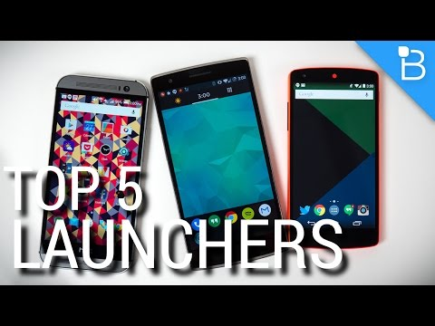 Top 5 Android Launchers - Supercharge Your Device!