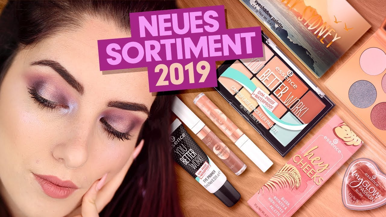 Essence sortimentsumstellung 2019