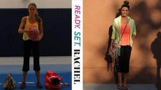 Ready, Set, Rachel: Workout Wear Thumbnail