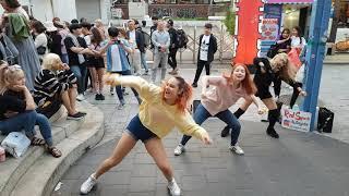20190522 홍대버스킹 기다리던 외국 미녀댄스팀 레…
