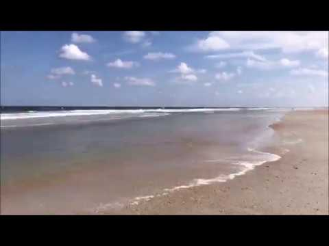 Florida Travel: Time-lapse of St. Augustine Beach