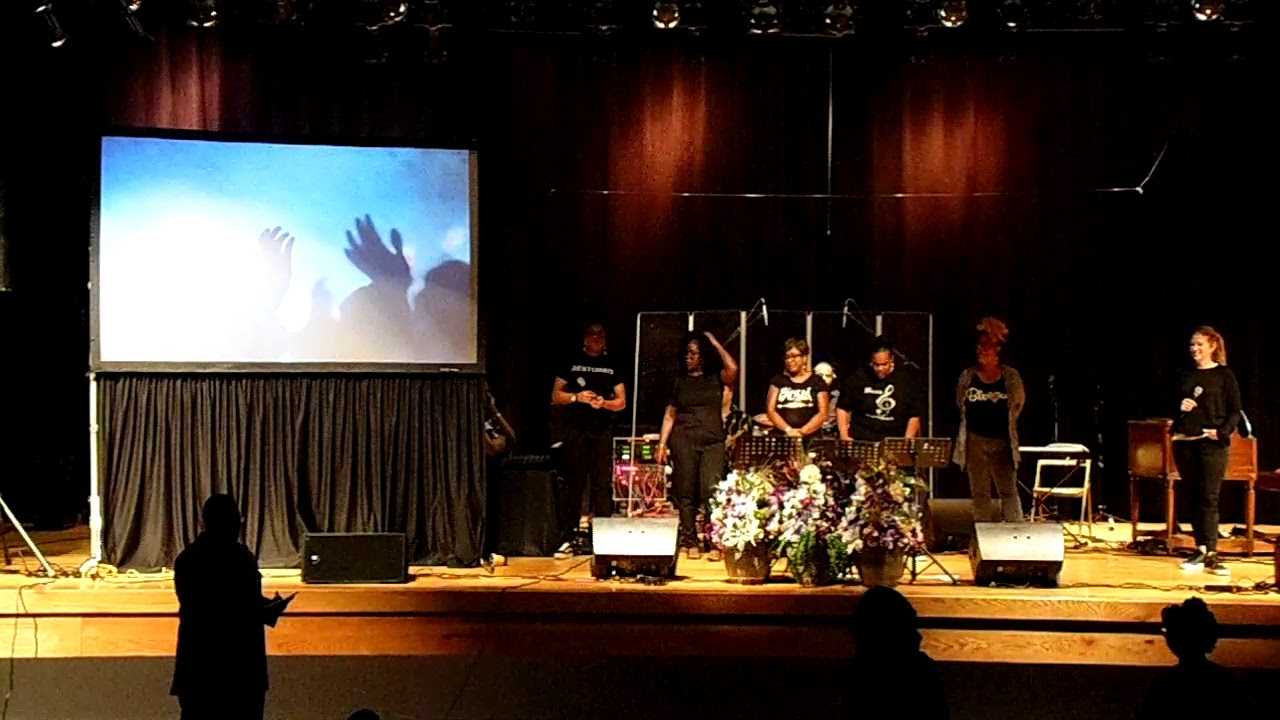 A Community Night of Worship