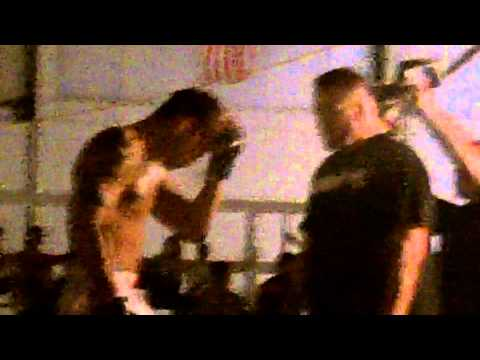 Troy Lamson vs David Evans part 1