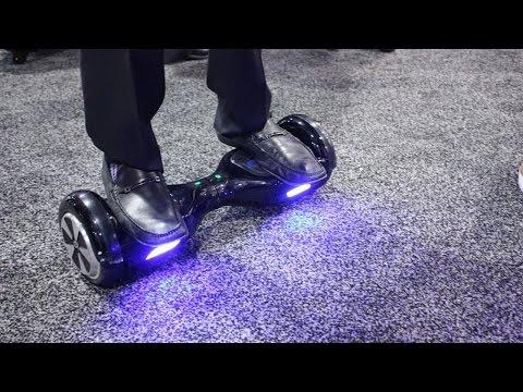 IO Hawk Review - The Innovative Self-Balancing Device