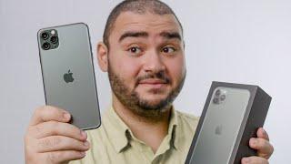 iPhone 11 Pro Max   أول أسبوع مع وحش الكاميرات !!