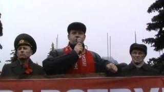 Выступление Лескина на митинге 7 ноября 2010.MPG