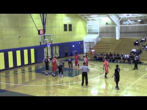 Modesto Junior College vs. Lassen College Men's Basketball Full Game 11-20-15