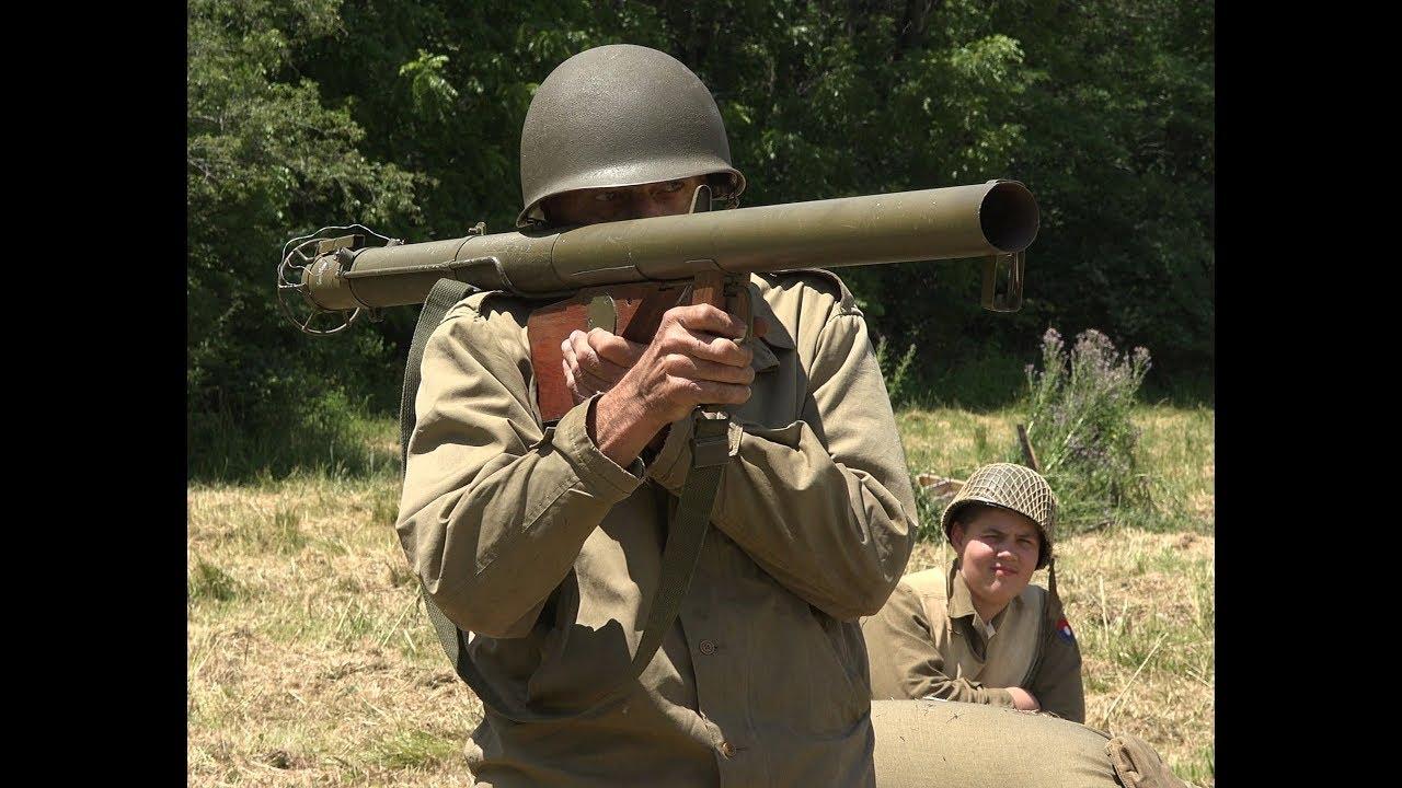 WW2 U.S. Army Bazooka - YouTub...