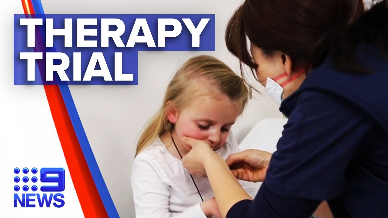 Young girl to trial new brain drug   9 News Australia