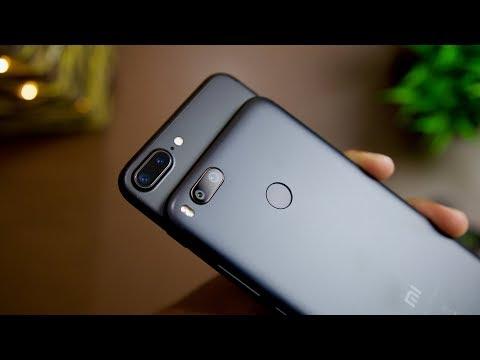 Xiaomi Mi A1 vs iPhone 7 Plus Camera Comparison