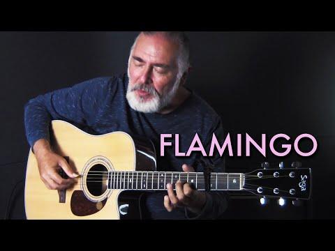 Flamingo – Kenshi Yonezu (米津玄師) – fingerstyle guitar cover