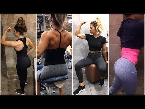 Kathryn and Kendra - Fitness Model @ USA - YouTube