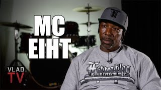 MC Eiht on His Praying Hands Face Tat, Violence Decreasing in Compton